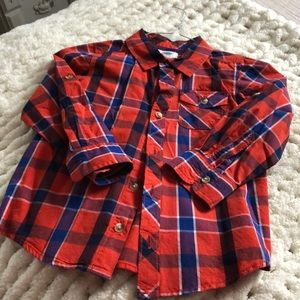 NWOT OLD NAVY BUTTON DOWN